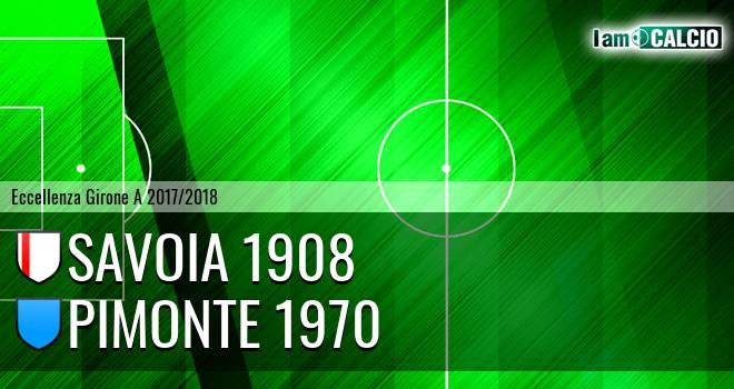 Savoia 1908 - Pimonte 1970