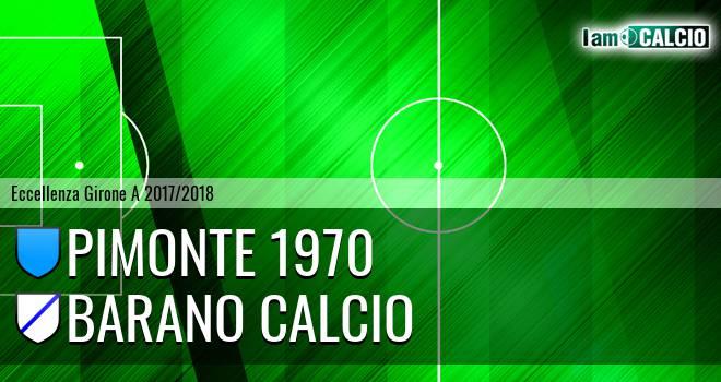 Pimonte 1970 - Barano Calcio