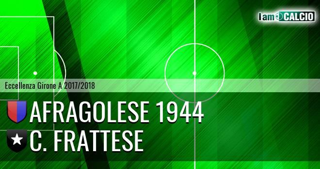 Afragolese 1944 - C. Frattese