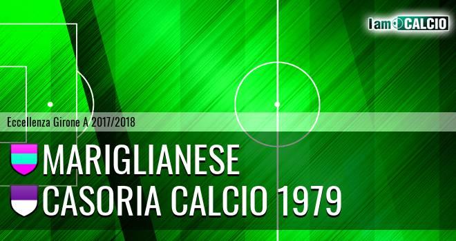 Mariglianese - Casoria Calcio 1979