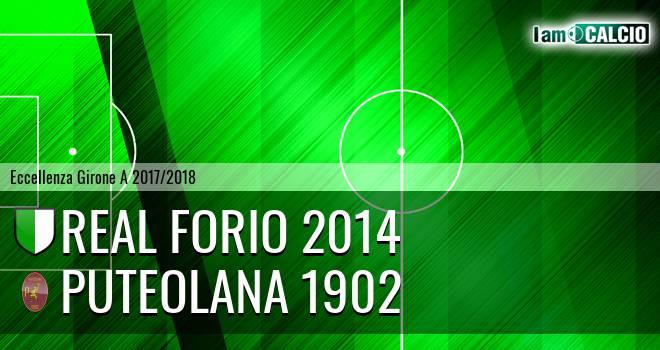 Real Forio 2014 - Puteolana 1902