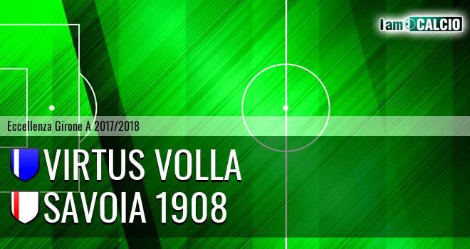 Virtus Volla - Savoia 1908