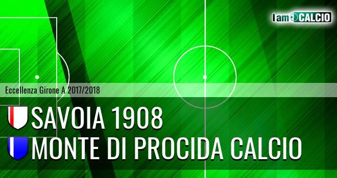 Savoia 1908 - Monte di Procida Calcio