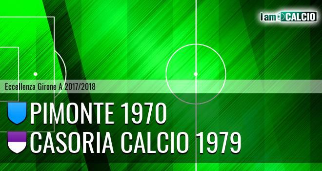 Pimonte 1970 - Casoria Calcio 1979