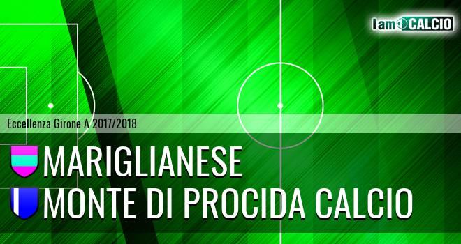 Mariglianese - Monte di Procida Calcio