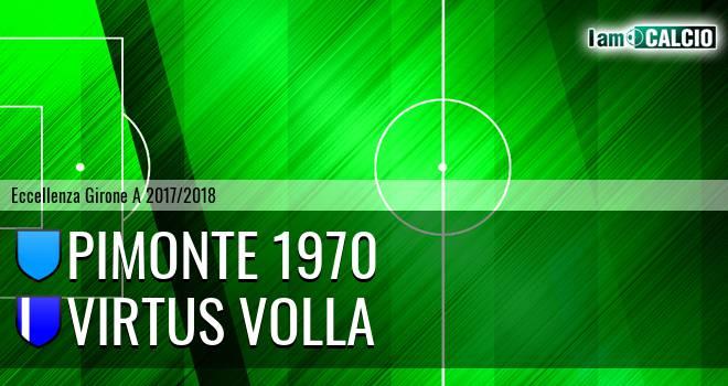 Pimonte 1970 - Virtus Campania Ponticelli