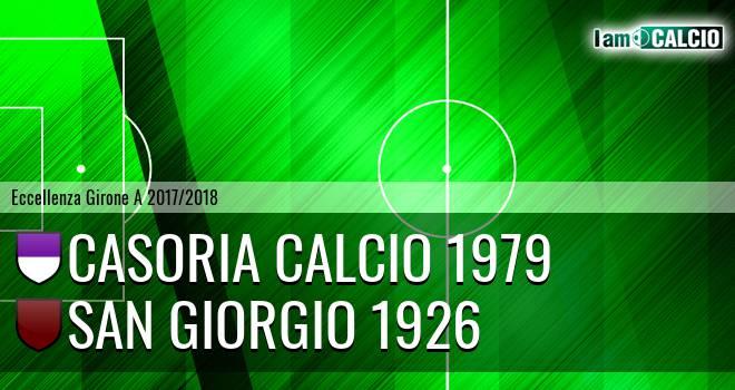 Casoria Calcio 1979 - San Giorgio 1926