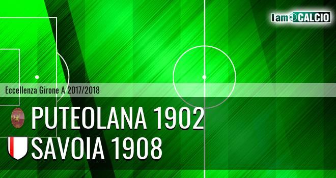 Puteolana 1902 - Savoia 1908