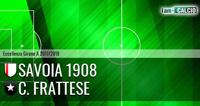 Savoia 1908 - Frattamaggiore Calcio
