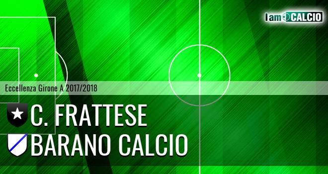 C. Frattese - Barano Calcio