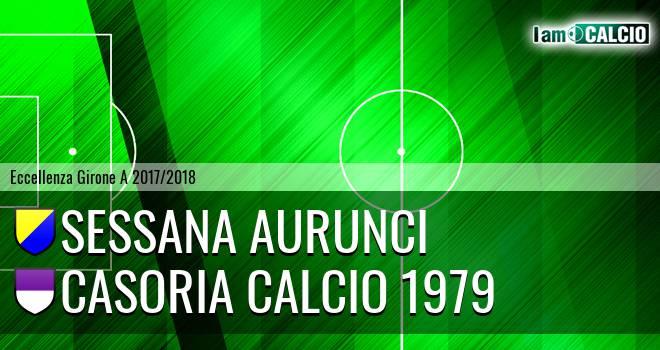Sessana Aurunci - Casoria Calcio 1979
