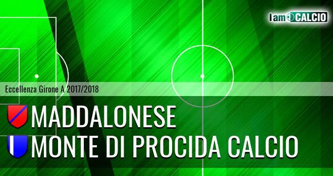 Maddalonese - Monte di Procida Calcio