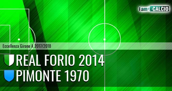 Real Forio 2014 - Pimonte 1970