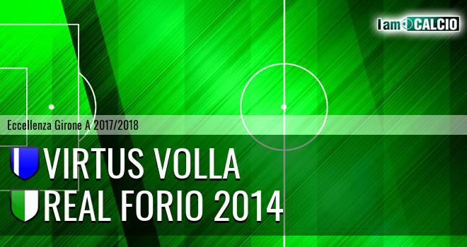 Virtus Volla - Real Forio 2014