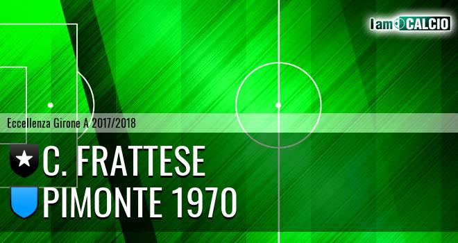 Frattamaggiore Calcio - Pimonte 1970