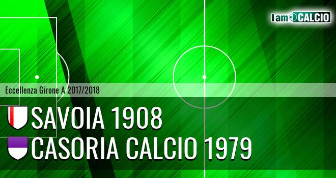 Savoia 1908 - Casoria Calcio 1979