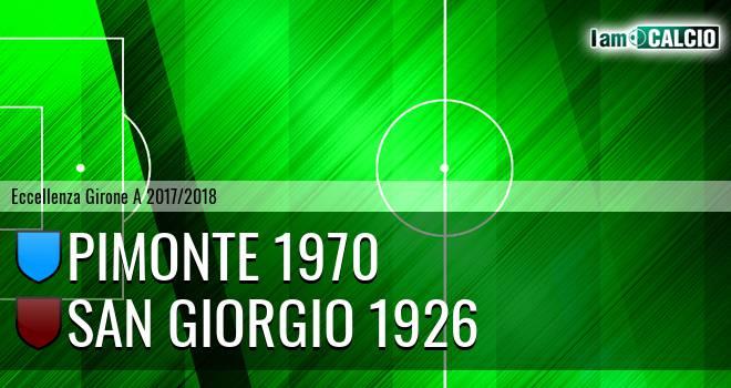 Pimonte 1970 - San Giorgio 1926