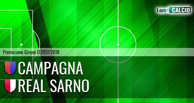 Campagna - Real Sarno