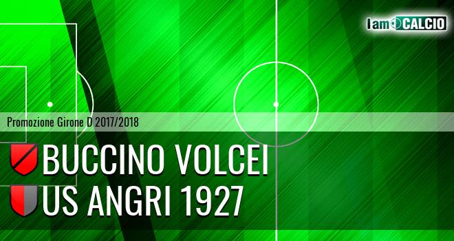 Buccino Volcei - Us Angri 1927