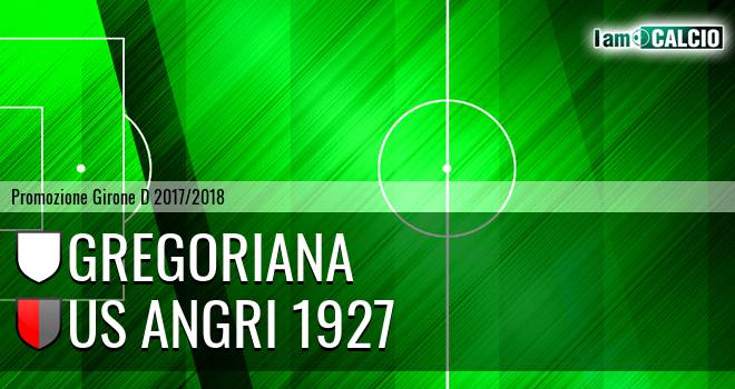 Gregoriana - Us Angri 1927