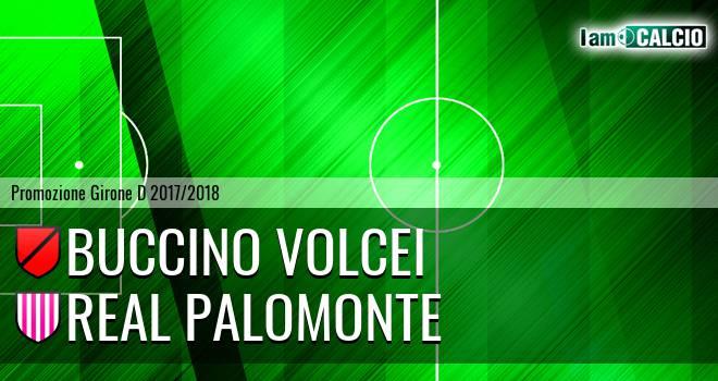 Buccino Volcei - Polisportiva Real Palomonte