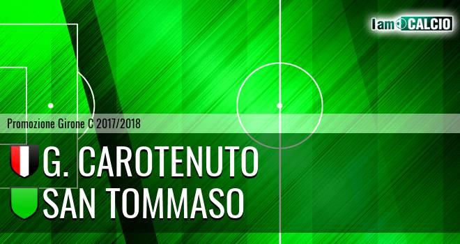 G. Carotenuto - San Tommaso