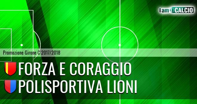Forza e Coraggio - Polisportiva Lioni