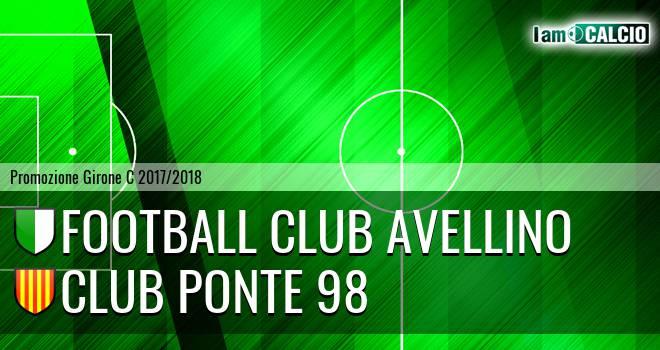 Football Club Avellino - Club Ponte 98