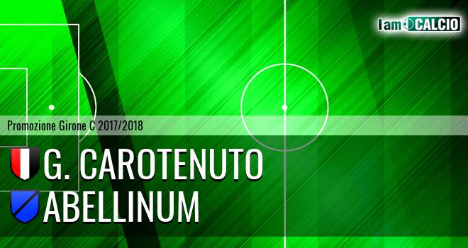 G. Carotenuto - Abellinum