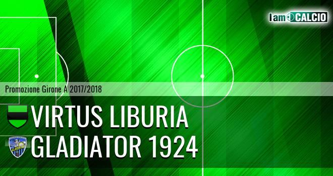 Virtus Liburia - Gladiator 1924