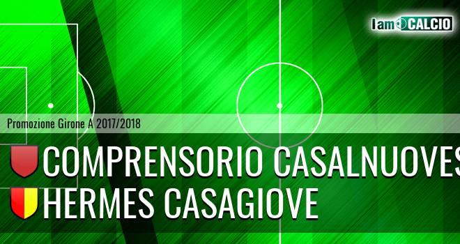 Comprensorio Casalnuovese - Hermes Casagiove