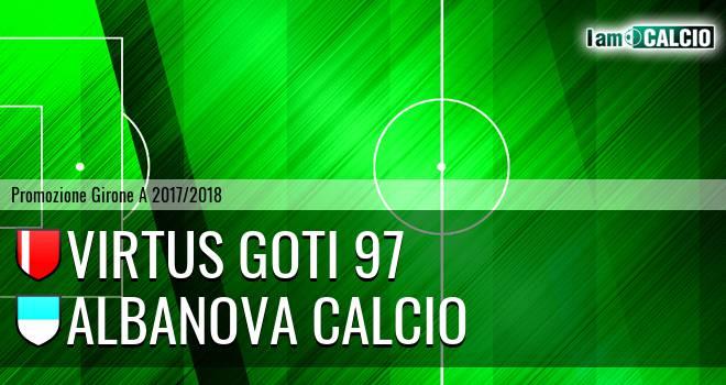 Virtus Goti 97 - Albanova Calcio
