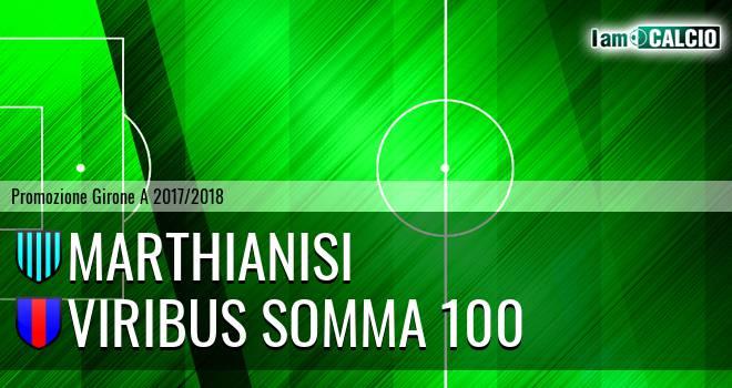 Marthianisi - Viribus Somma 100
