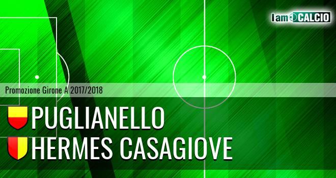 Puglianello - Hermes Casagiove