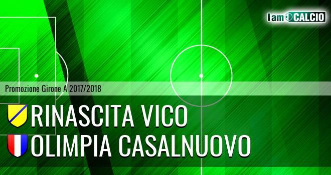 Rinascita Vico - Olimpia Casalnuovo