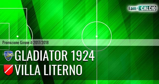Gladiator 1924 - Villa Literno