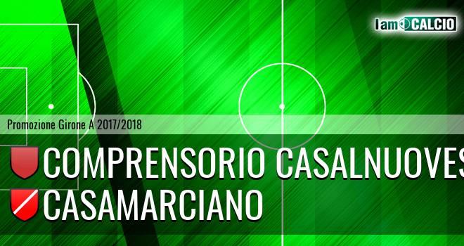 FC Casavatore - Casamarciano