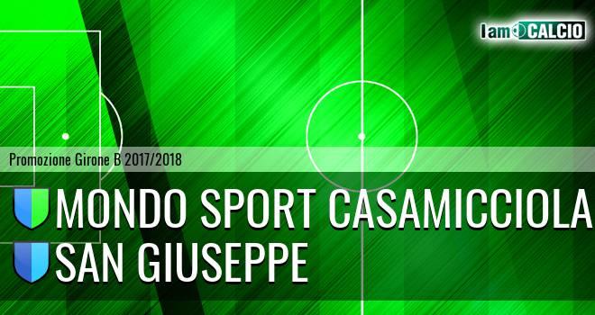 Mondo Sport Casamicciola Terme - San Giuseppe