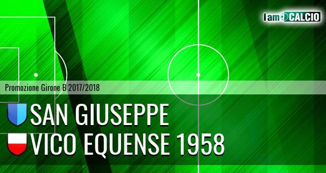 San Giuseppe - Vico Equense 1958