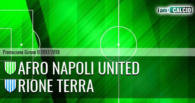 Afro Napoli United - Rione Terra