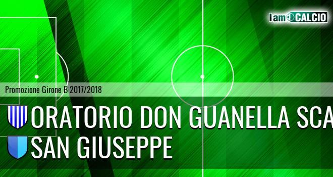 Oratorio Don Guanella Scampia - San Giuseppe