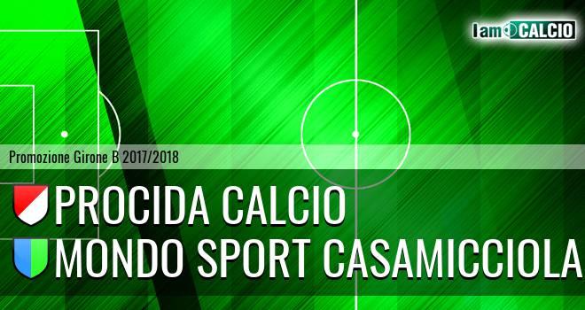 Procida Calcio - Mondo Sport Casamicciola Terme