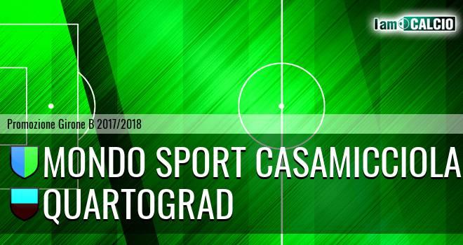 Mondo Sport Casamicciola Terme - Quartograd