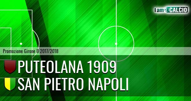 Puteolana 1909 - San Pietro Napoli