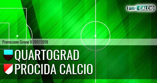 Quartograd - Procida Calcio
