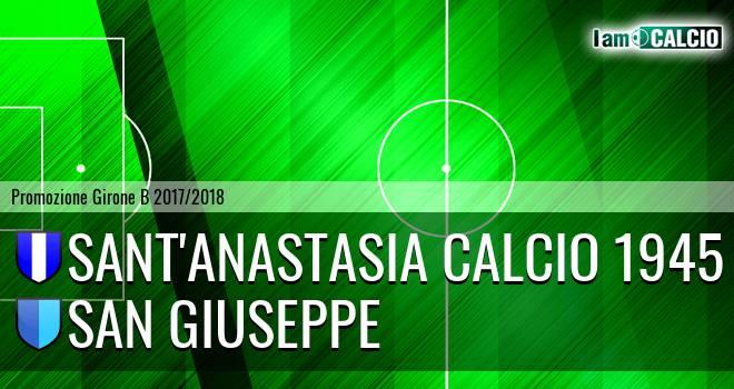 Sant'Anastasia Calcio 1945 - San Giuseppe