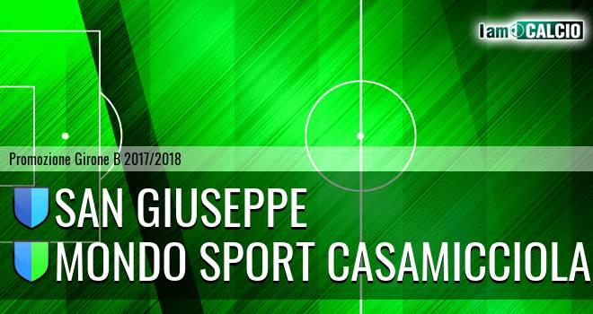 San Giuseppe - Mondo Sport Casamicciola Terme