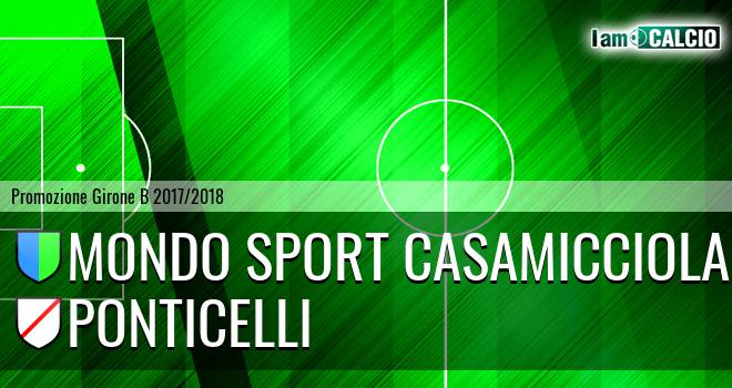 Mondo Sport Casamicciola Terme - Ponticelli