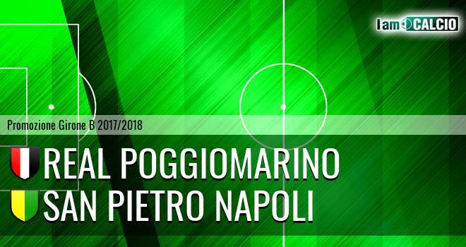 Real Poggiomarino - San Pietro Napoli
