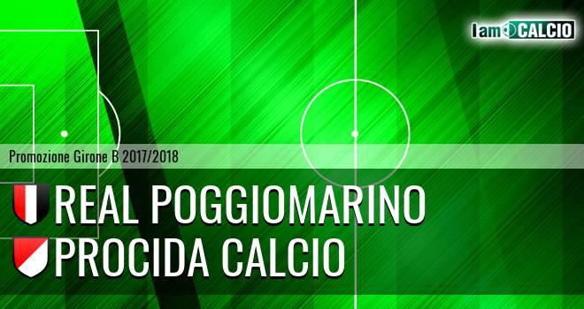 Real Poggiomarino - Procida Calcio